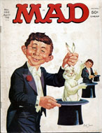 MAD Magazine No. 182 Magazine
