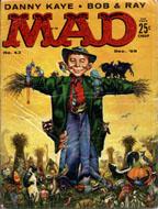 Mad Magazine No. 43 Magazine