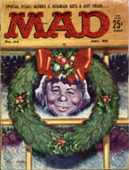 Mad Magazine No. 44 Magazine