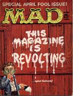 Mad Magazine No. 54 Magazine