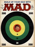 Mad Magazine No. 71 Magazine