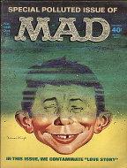 MAD Magazine October 1971 Magazine