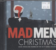 Mad Men Christmas CD