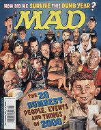 Mad No. 401 Magazine