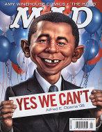 Mad No. 493 Magazine