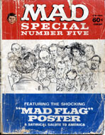MAD Special Number Five Magazine