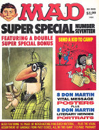 Mad Super Special Edition No. 17 Magazine