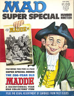 Mad Super Special Edition No. 19 Magazine