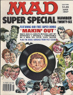 Mad Super Special Edition No. 26 Magazine