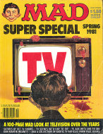 Mad Super Special Edition Spring 1981 Magazine