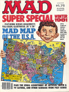 Mad Super Special Edition Winter 1981 Magazine
