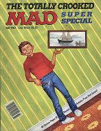 Mad Super Special Fall 1987 Magazine