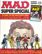 Mad Super Special No. 18 Magazine