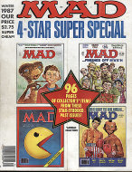 Mad Super Special Winter 1987 Magazine