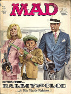 Mad Vol. 1 No. 119 Magazine