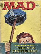 Mad Vol. 1 No. 158 Magazine