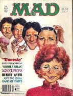 Mad Vol. 1 No. 240 Magazine