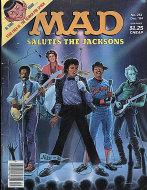 Mad Vol. 1 No. 251 Magazine