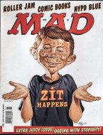 Mad Vol. 1 No. 382 Magazine