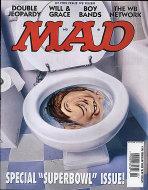 Mad Vol. 1 No. 390 Magazine