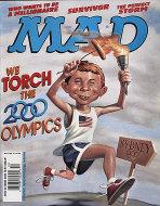 Mad Vol. 1 No. 398 Magazine