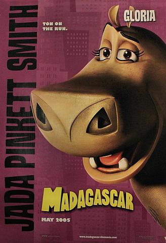 Madagascar: Gloria Poster