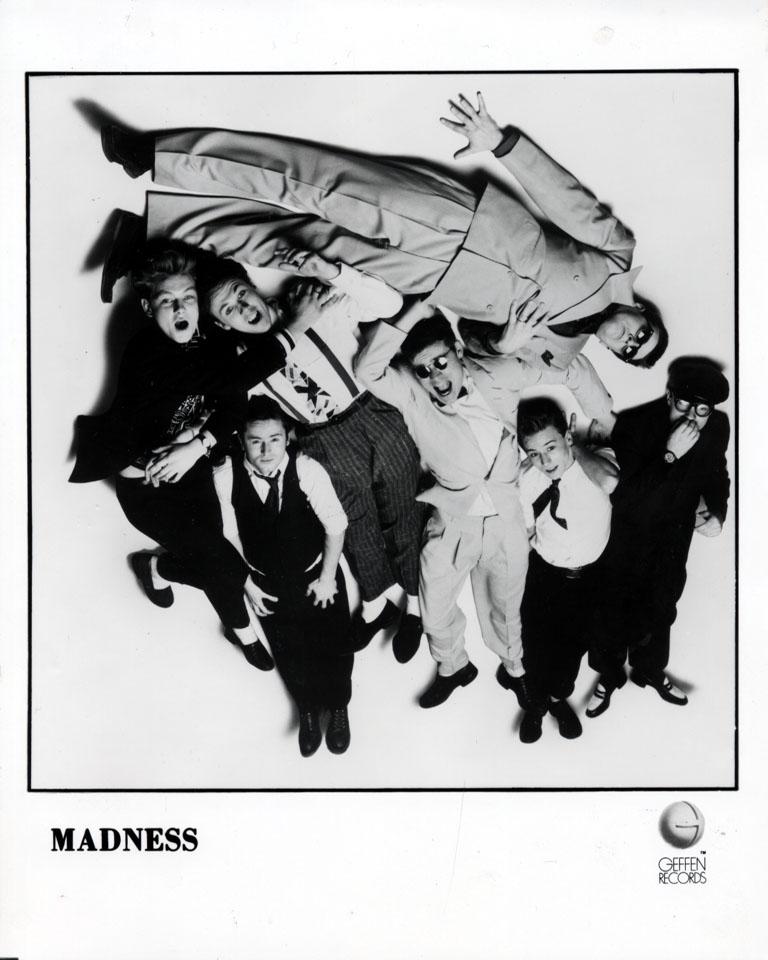 Madness Promo Print