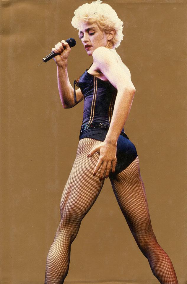 Madonna Unauthorized