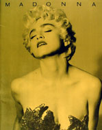 Madonna: Who's That Girl World Tour 1987 Book