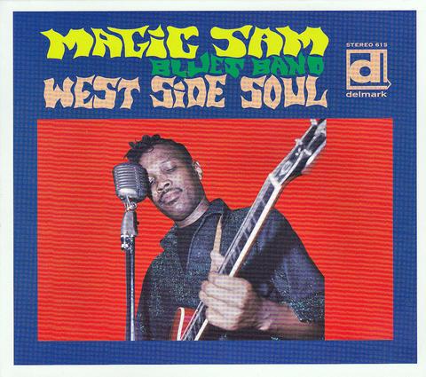 Magic Sam Blues Band CD