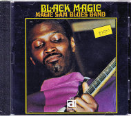 Magic Sam Blues Band CD