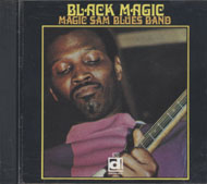 Magic Sam's Blues Band CD