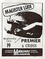 Magister Ludi Handbill