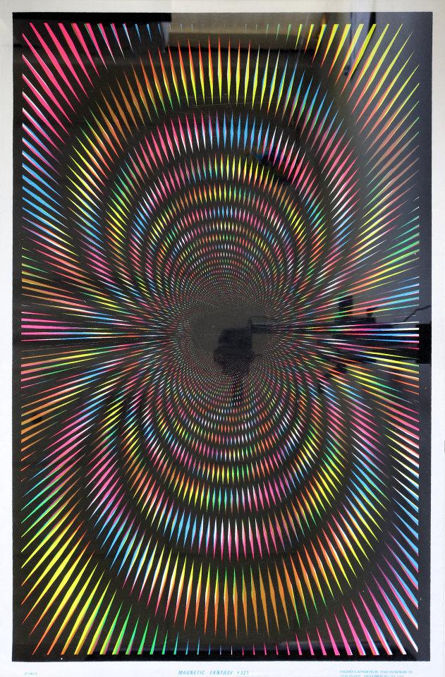 Magnetic Fantasy Poster