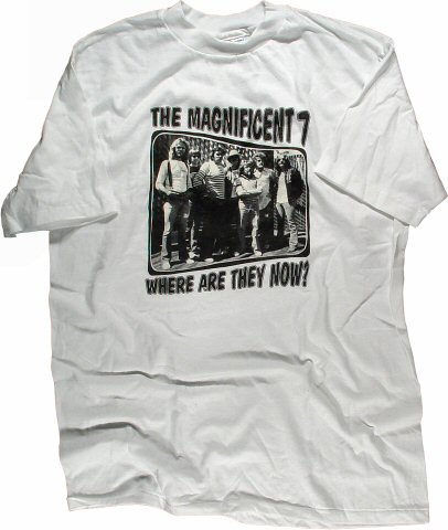 Magnificent Seven Men's Vintage T-Shirt