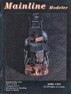 Mainline Modeler Vol. 14 No. 4 Magazine