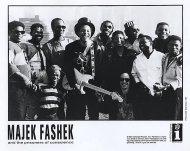 Majek Fashek and the Prisoners of Conscience Promo Print
