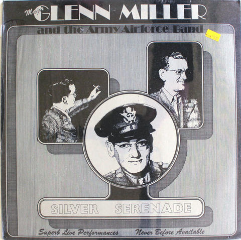 "Major Glenn Miller And The Army Air Force Band Vinyl 12"" (New)"