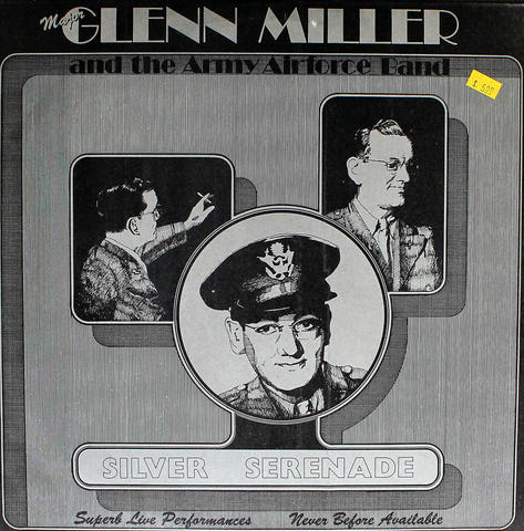 "Major Glenn Miller And The Army Air Force Band Vinyl 12"" (Used)"
