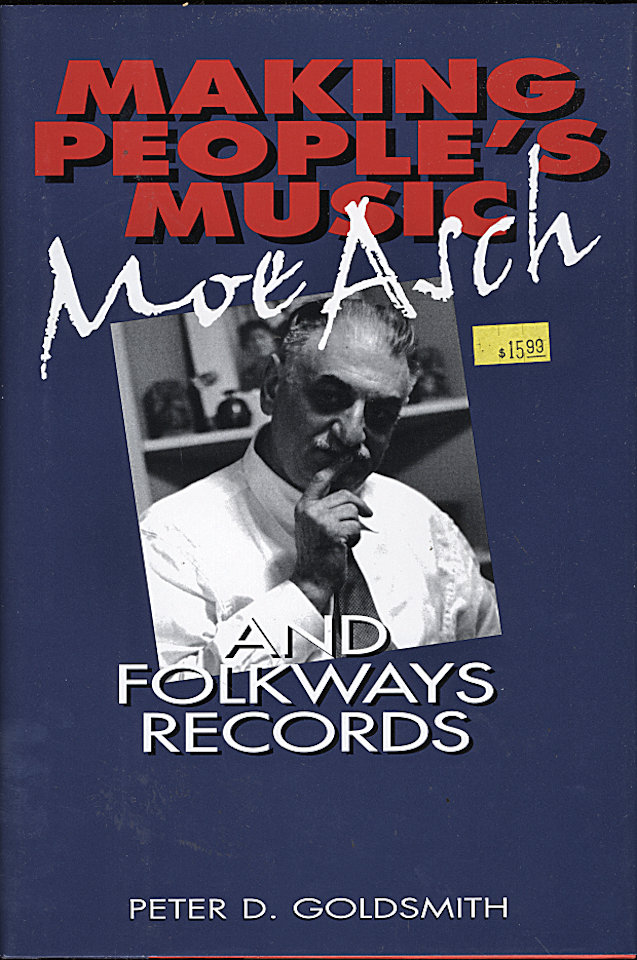 Making People's Music and Folkways Records
