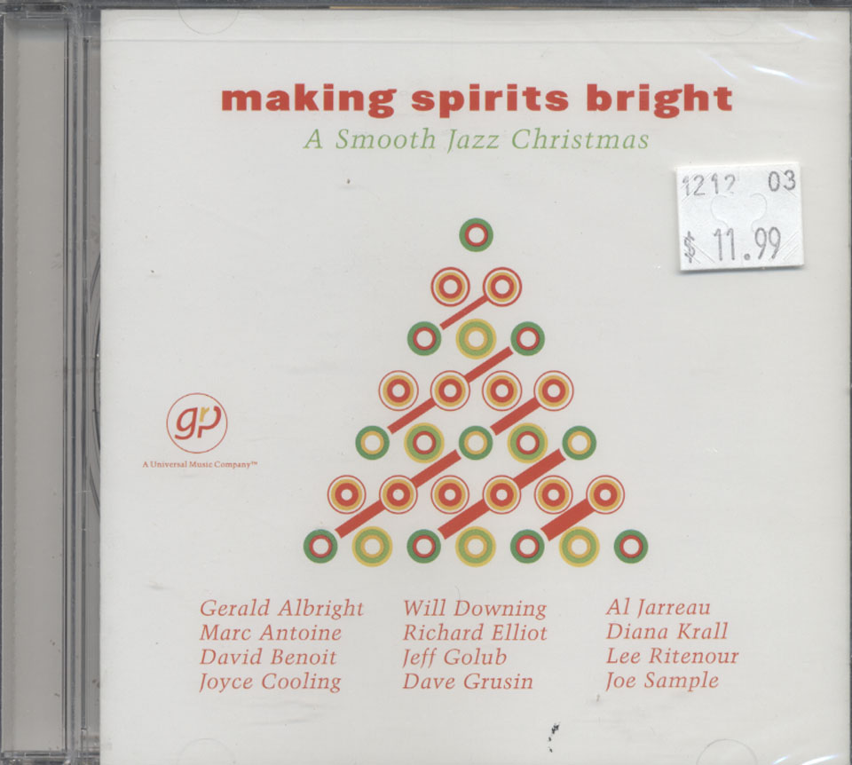 Making Spirits Bright: A Smooth Jazz Christmas CD