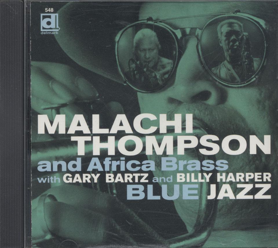 Malachi Thompson & Africa Brass CD