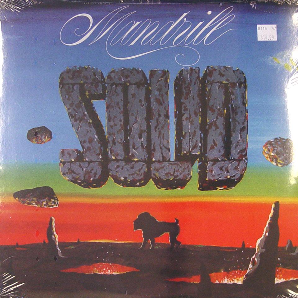 """Mandrill Vinyl 12"""" (New)"""