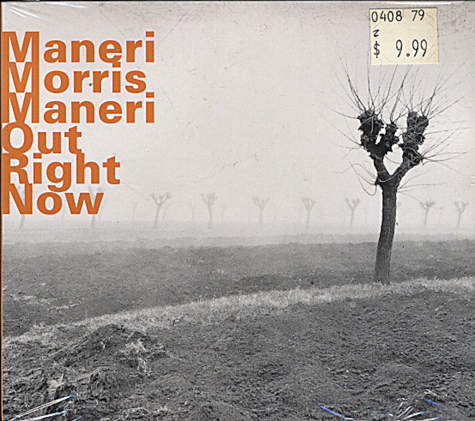 Maneri, Morris, Maneri CD