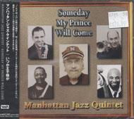 Manhattan Jazz Quintet CD