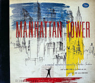 "Manhattan Tower Vinyl 12"" (Used)"