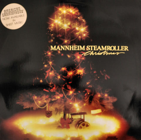 "Manheim Steamroller Vinyl 12"" (Used)"
