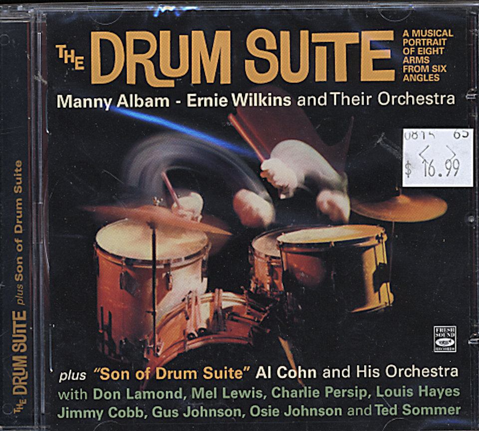 Manny Albam - Ernie Wilkins and Their Orchestra CD