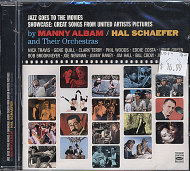Manny Albam / Hal Schaefer and Their Orchestras CD