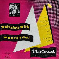 "Mantovani & His Orchestra Vinyl 10"" (Used)"